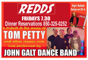 Live Band Fridays John Galt Dance Band
