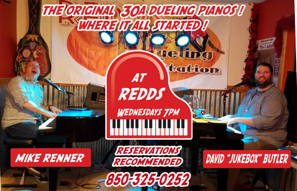 Dueling Piano Open Mic @ Redds